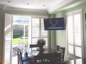 Kitchen upgrade TV Mount