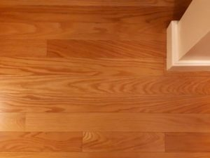 Canadian Light Oak Hardwood flooring