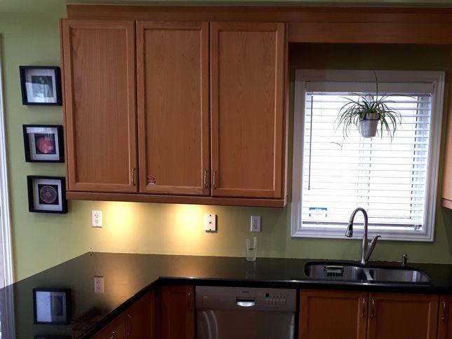 Kitchen reno before 2