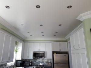 Kitchen upgrade additional lighting